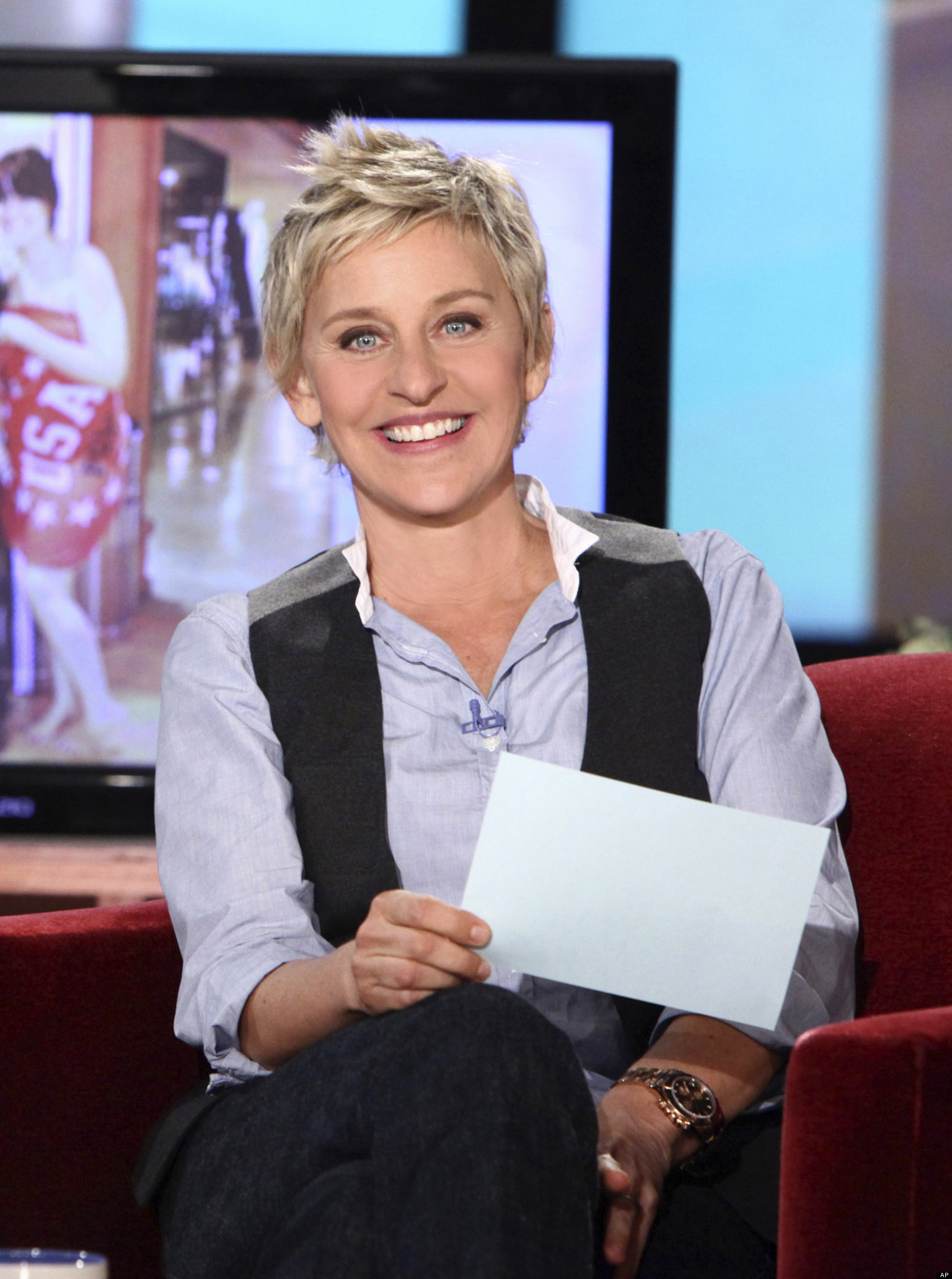 Hypnosis denver famous celebrities that have used hypnosis for How is ellen degeneres