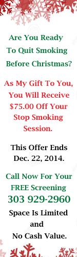 Hypnosis Denver Colorado Stop Smoking